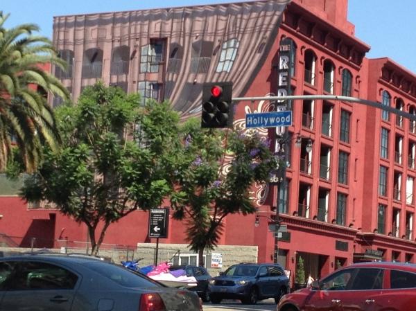 Hollywood Boulevard - By ClauGrunow