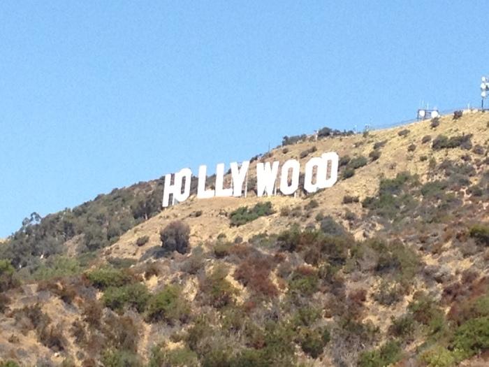 Letreiro de Hollywood - by ClauGrunow