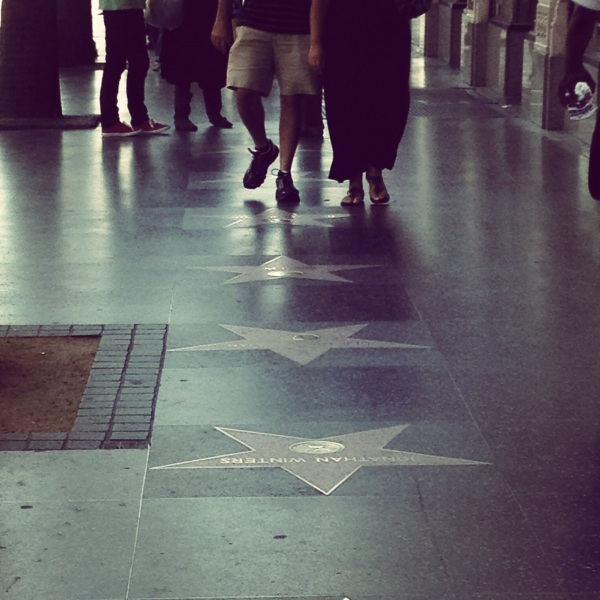 The walk Fame - By ClauGrunow
