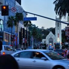 Hollywood Boulevard-By ClauGrunow