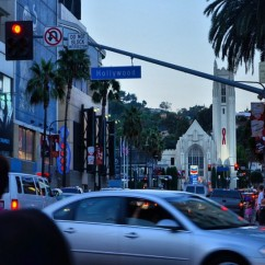 Hollywood Boulevard-By ClauGrunow