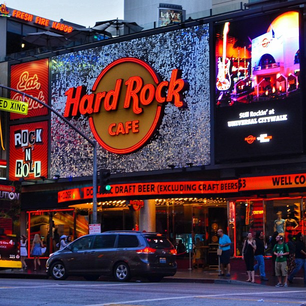 Hard Rock -Foto ClauGrunow