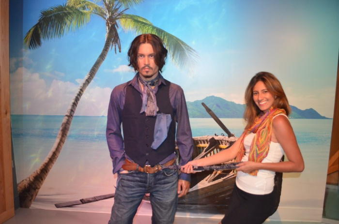 Madame Tussauds- Photo By Claudia Grunow