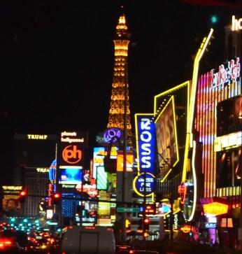 Strip - Las Vegas - By Google