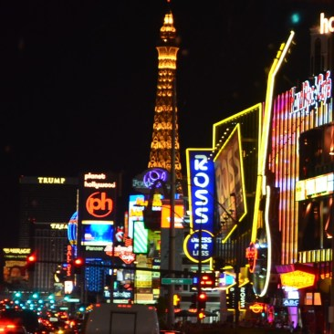 Strip - Las Vegas - By Google