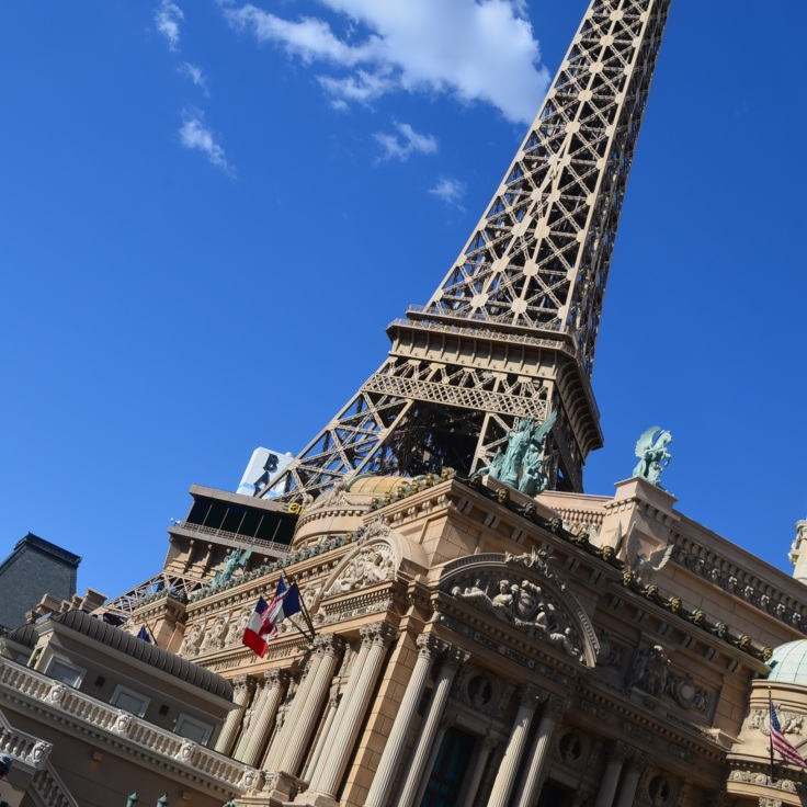 Paris Hotel - Las Vegas - Foto by ClauGrunow