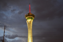 Torre do Stratosphere - Foto by ClauGrunow