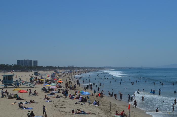 Santa Monica- Foto ClauGrunow