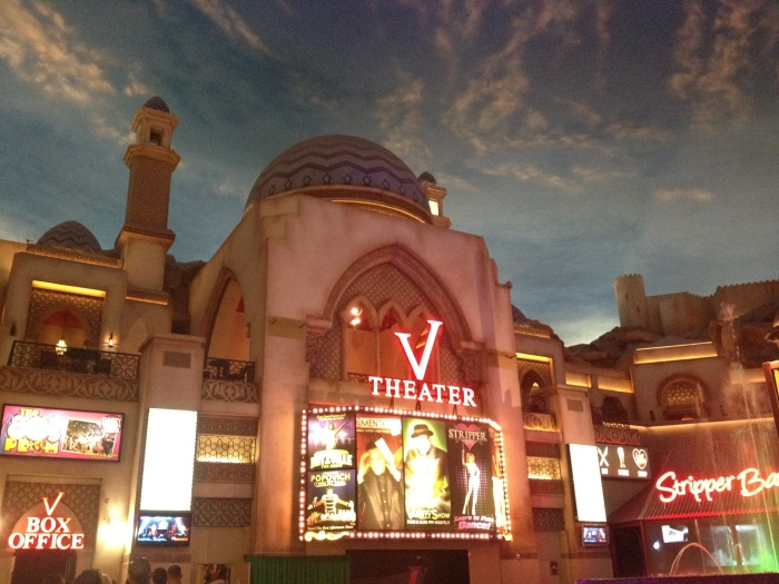 Shopping THE FORUM SHOPS AT CAESARS- Foto by ClauGrunow