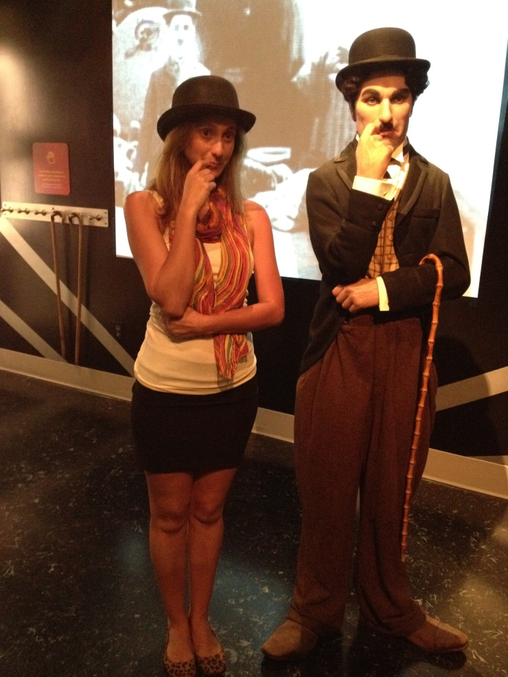 Madame Tussauds- Photo By Claudia Grunow