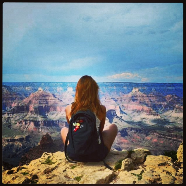 Grand Canyon- Photo By Claudia Grunow