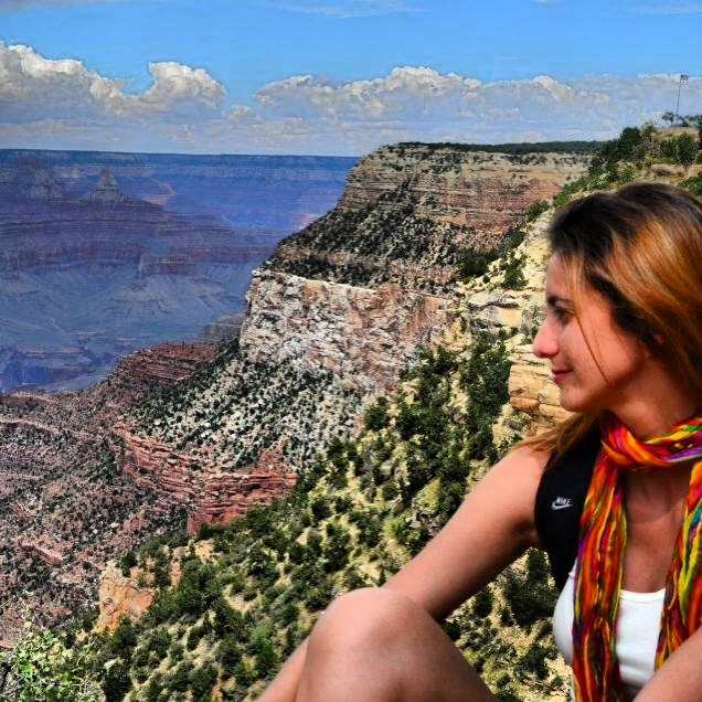 Grand Canyon - Photo by Claudia Grunow