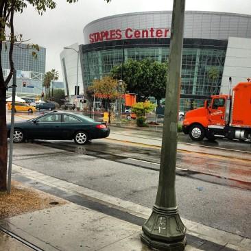 Staples Center- Foto by Jéssica G. dos Santos