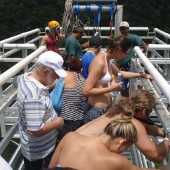 Turistas tirando Foto - Foto by ClauGrunow