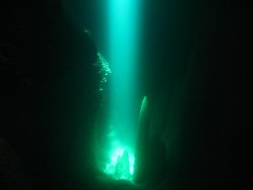 Dentro do lago _ Foto by HiHostel