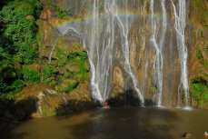 Cachoeira Boca da Onça- Photo by Claudia Grunow