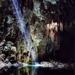 Dentro da caverna- Foto by Hi Hostel