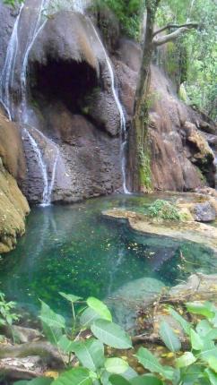 Cachoeira do Fantasma-Photo by Claudia Grunow