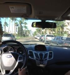 Pelas ruas de Coronado