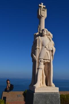 Monumento em Homenagem à Juan Rodriguez Cabrillo