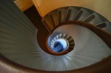 Escada interna do Farol