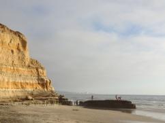 Caminho para a praia de Nudismo