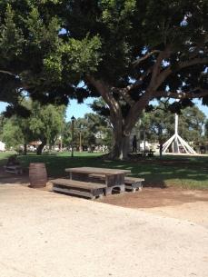 Praça da vila
