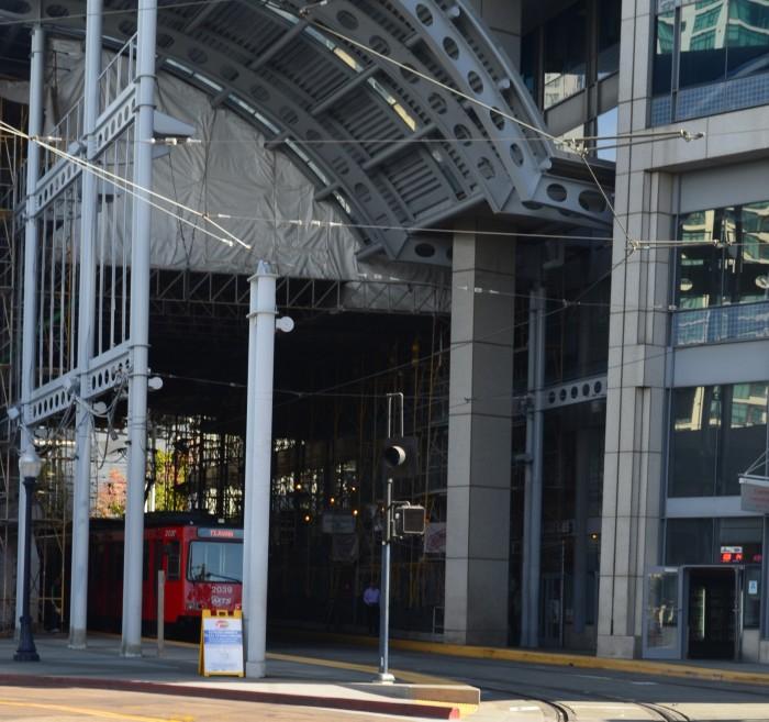 Estação de trolley - Photo By Claudia Grunow