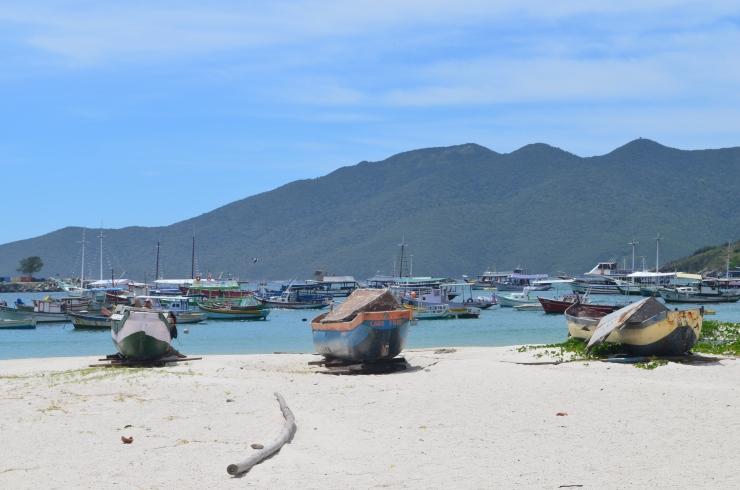 Praia dos Anjos - Photo by Claudia Grunow