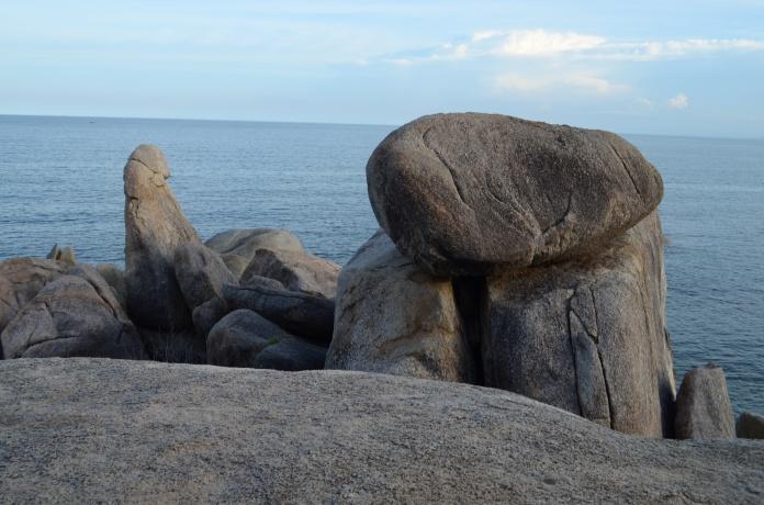 lamai The Rock mach and Femme