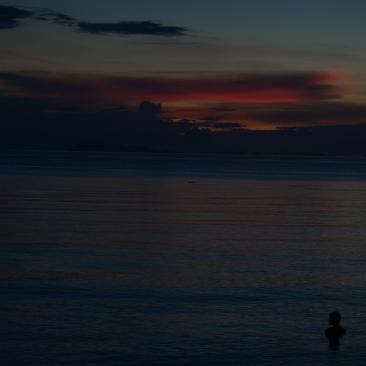 Pôr do Sol em Koh Phangan