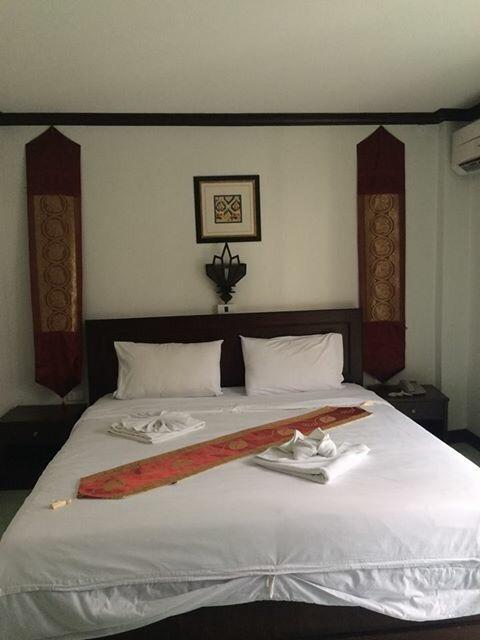 Hotel em Phuket / Photo by Claudia Grunow