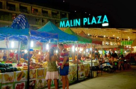 Malin Plaza /Photo by Claudia Grunow