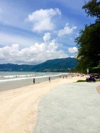 Patong Beach /Photo by Claudia Gr