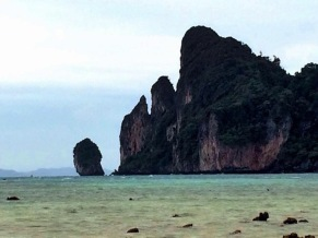 Praia Loh Dalum Bay