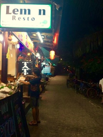 Ruas de Tan Sai Bay