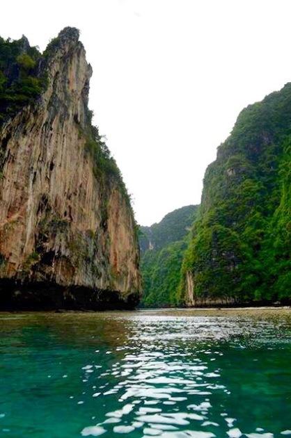 Pileh Lagoon e Lohsamah bay