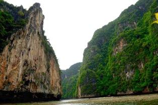 Pileh Lagoon e Lohsamah bay - maré baixa