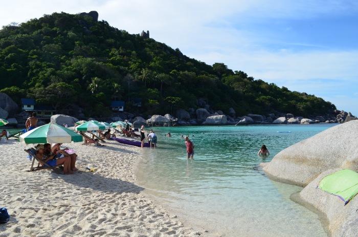 Praia de Nang Yuan- Photo by Claudia Grunow