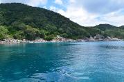 Praia em uma das visitas de barco - Photo by Claudia Grunow