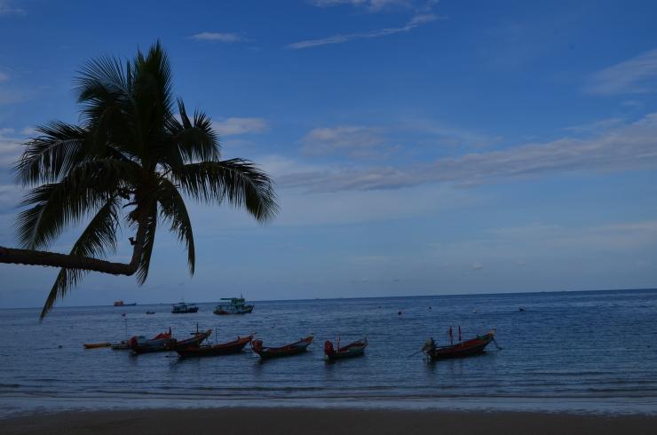 Sairee Beach - Photo by Claudia Grunow