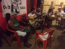 Momento do Samba Photo by Juliana Junqueira
