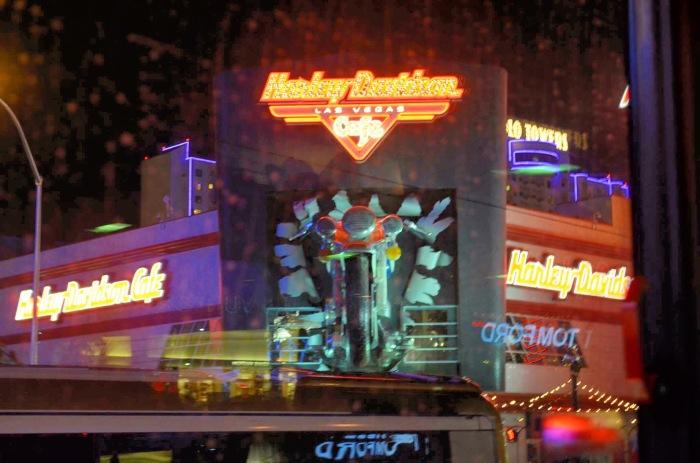 Chuva em Vegas - Photo by Claudia Grunow