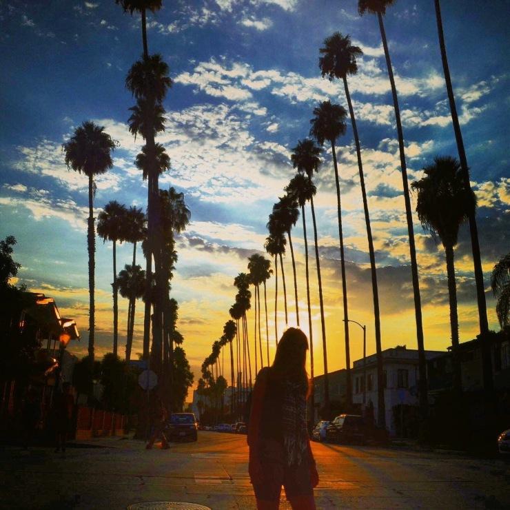 Foto tira no final de Agosto - O sol apareceu o dia todo- Photo by Claudia Grunow