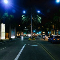 Beverly Hills - Rodeo Drive - Photo by Claudia Grunow