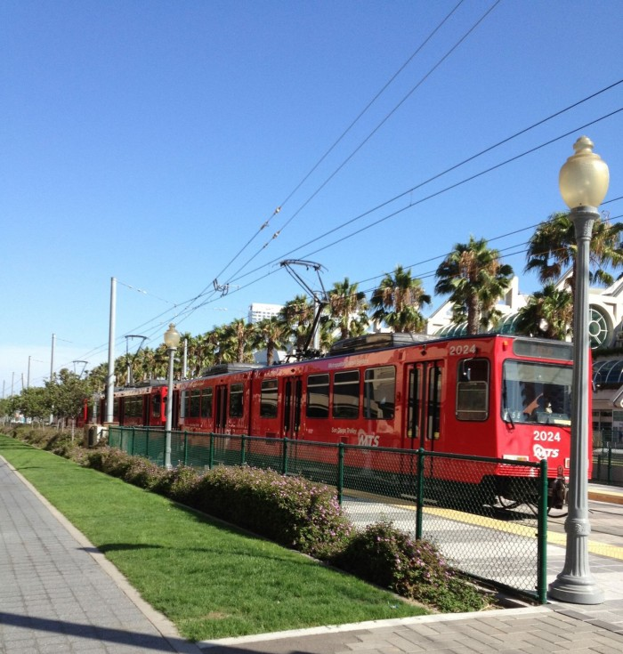 Trolley - Photo By Claudia Grunow