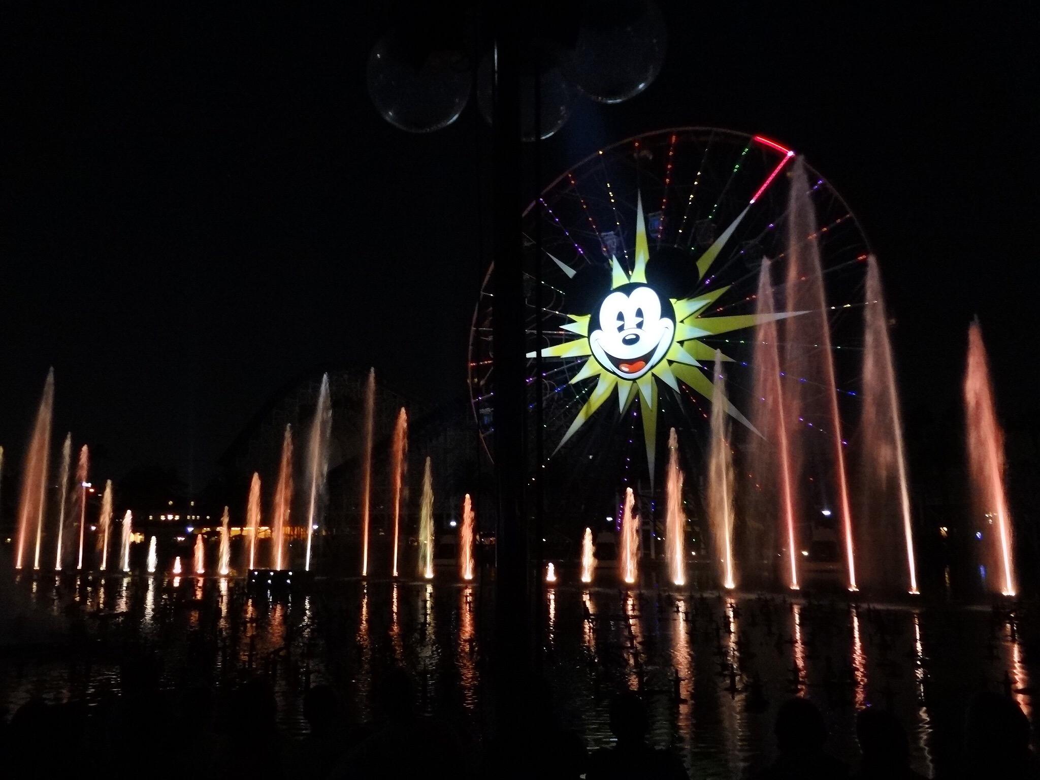 Disneylandia da Califórnia - Foto Fernanda Cabanas ( amiga)