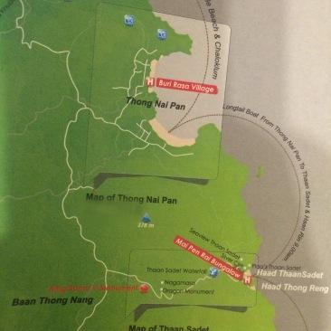 Mapa que mostra todo o lado Photo by Claudia Grunow