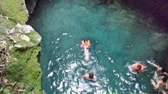 Buraco do Macaco -Cachoeira Boca da Onça- Photo by Claudia Grunow