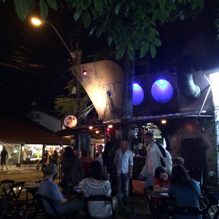 Le Capitan Bar- Photo by Claudia Grunow